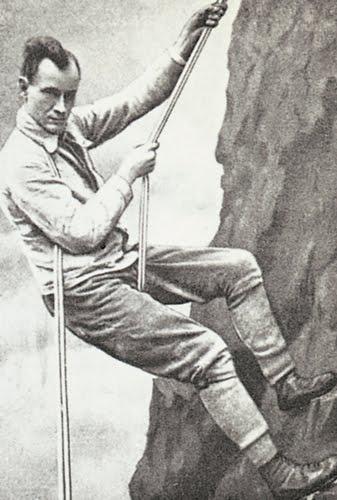 Dülfersitz Method rope rappelling