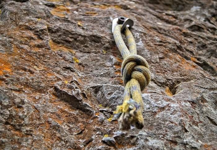climber knots