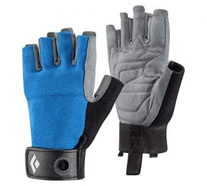 black diamond rappelling gloves