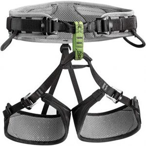 Petzl CALIDRIS harness for rappelling