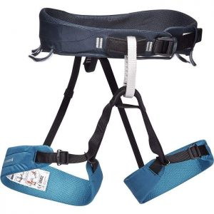 black diamond momentum harness for rappelling