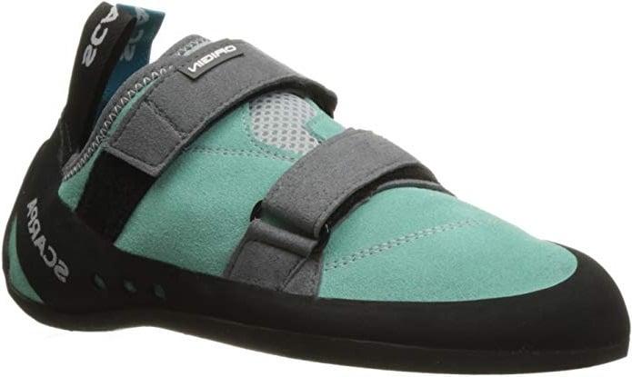 SCARPA Women's Origin Wmn Climbing Shoe in Leather