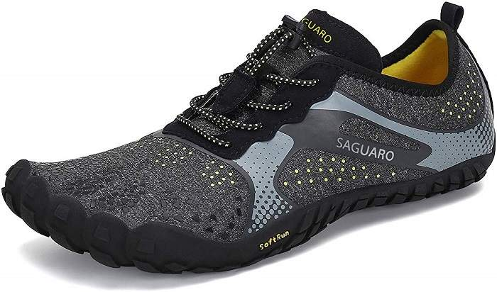 Saguaro barefoot waterfall rappelling shoes