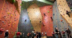 vertical world seattle rock climbing gym