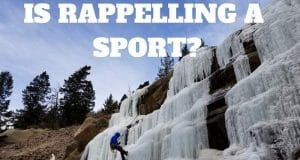 Is rappelling a sport?