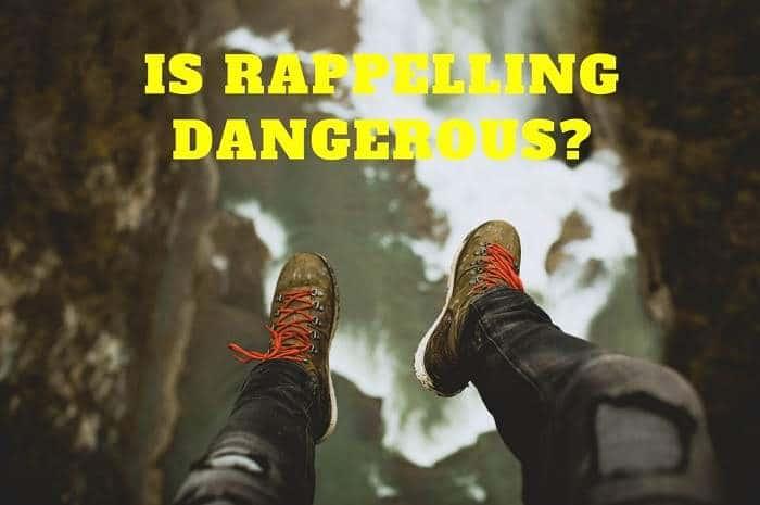 is rappelling dangerous