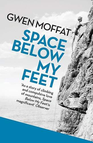 Space below my feet book