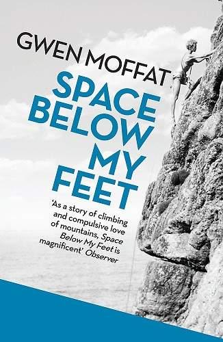 Space below my feet book