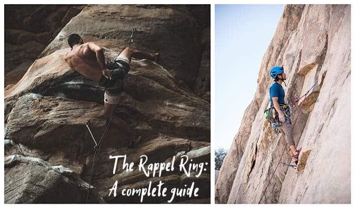 Rappel ring guide by Rappelinfo