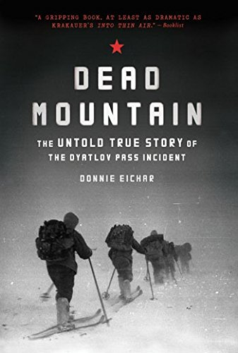 dead mountain book