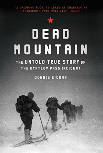 dead mountain book