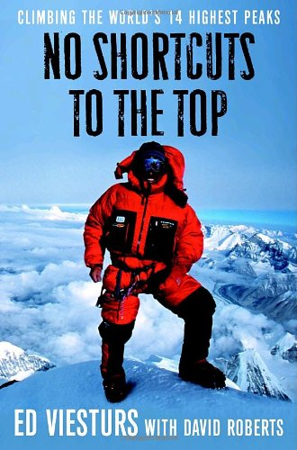 no shortcuts to the top mountaineering book