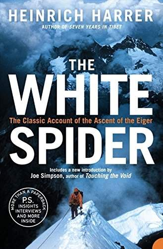 the white spider mountaineering book