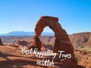 Best Rappelling Tours in Utah