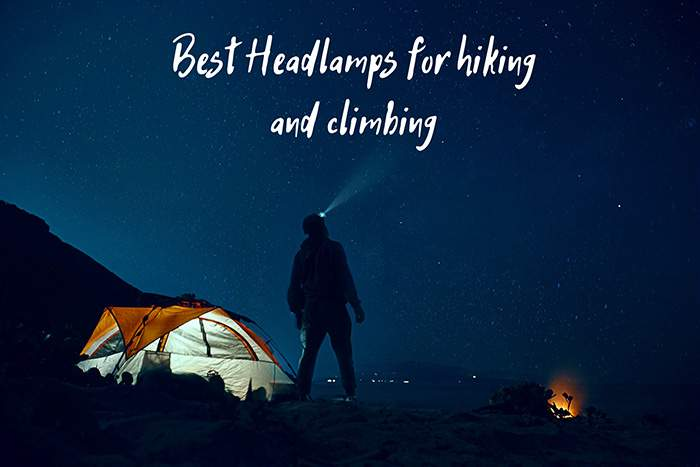Best Headlamps for Hiking and Climbing