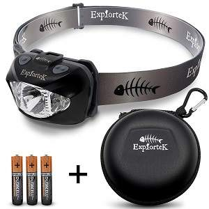 Explortek LED Headlamp