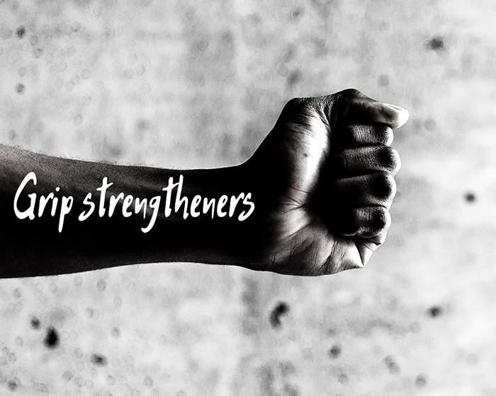 Best Grip Strengtheners