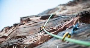 Recover rappel ropes
