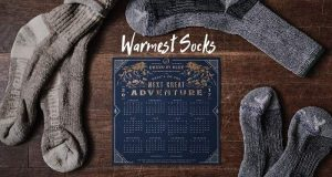 warmest socks